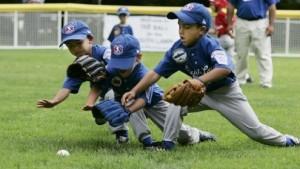 baseball bambini