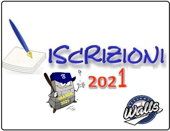 TESSERAMENTO 2021 WALLS